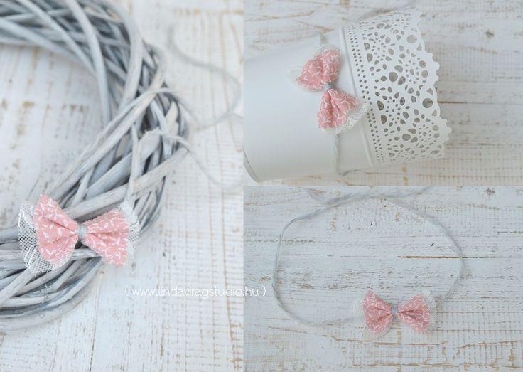 Soft newborn headband