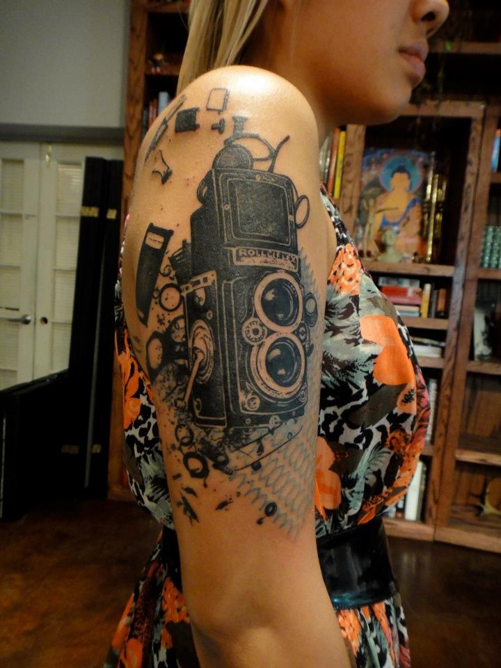 44 best Trash Polka images on Pinterest | Tatoos, Tattoo ...
