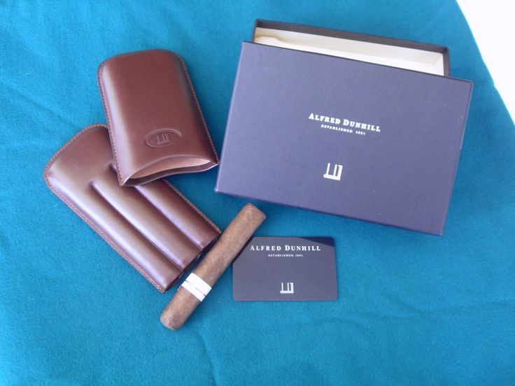 Charuteira Alfred Dunhill