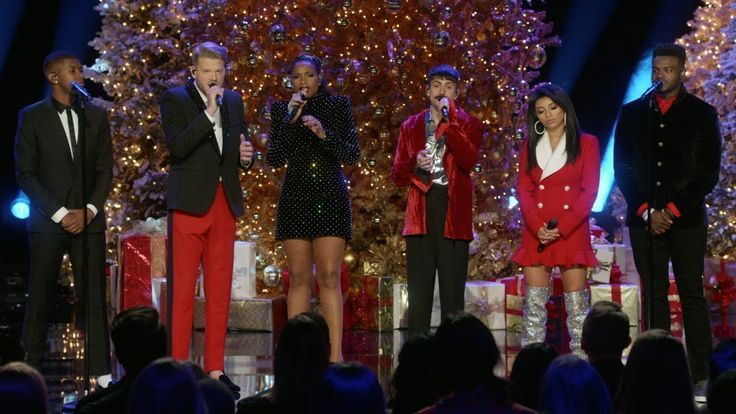[OFFICIAL VIDEO] How Great Thou Art - Pentatonix featuring Jennifer Hudson - YouTube