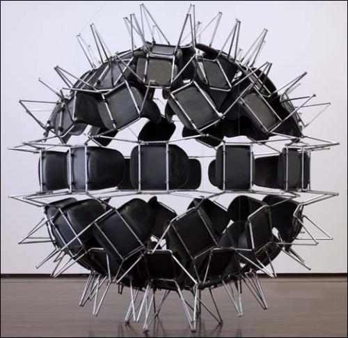 Christian Boltanski, Michel de Broin | L'Effet Vertigo