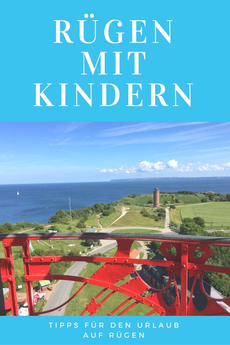 Tipps für den Urlaub mit Kindern auf Rügen, Urlaubsbericht