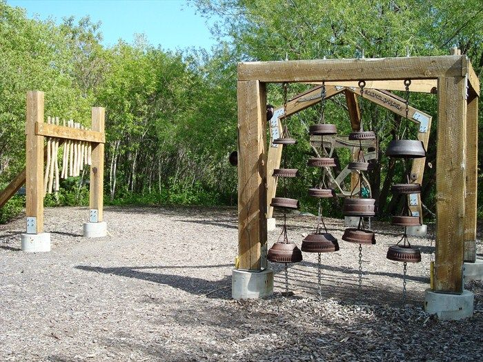 Sound Garden - Park City, Utah Image. Would be good for an outdoor classroom