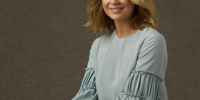 Meredith Grey Actress Smile