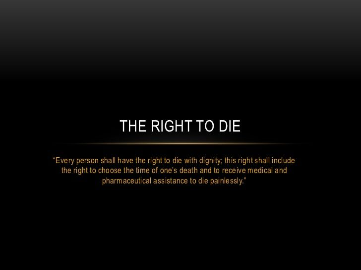 right to die | The right to die powerpoint