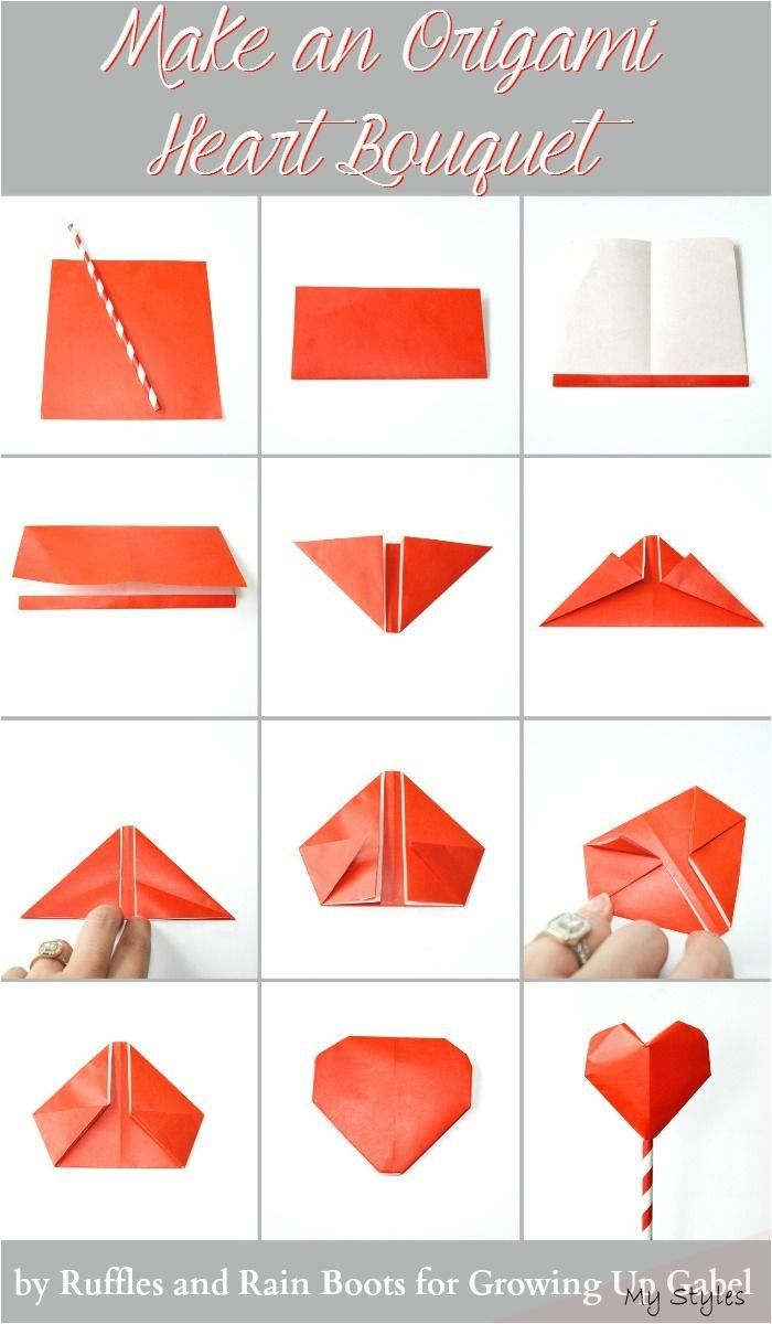 Feb 9 2015 This Pin Was Discovered By Joyce Cisper Discover And Save Your Own Pins On Pinte In 2020 Paper Hearts Origami Origami Love Origami Heart Instructions