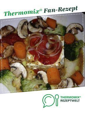 Schafskäse im Varoma mit Gemüse (besser als auf dem Grill) – Olga Gerber