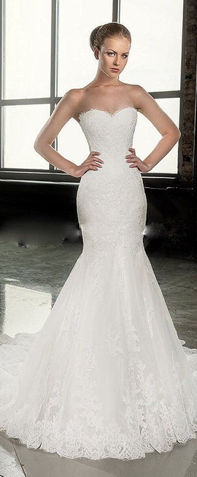 17 Best Images About Wedding Dresses On Pinterest Lace