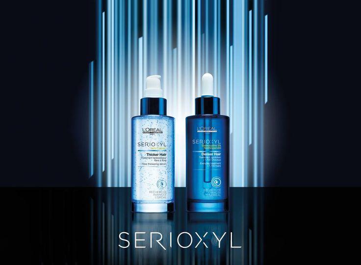 L'Oréal Professionnel Serioxyl .