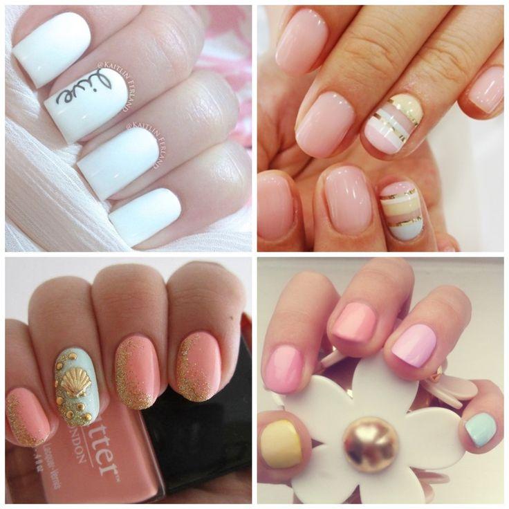 Mejores 125 imágenes de Uñas en Pinterest   Decoración de uñas, La ...