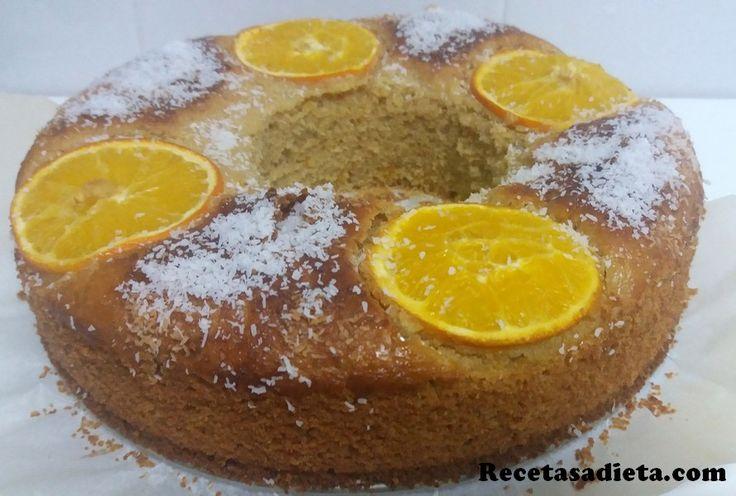 ROSCA DE REYES SALUDABLE Sin harina de trigo, baja en calorias y con un sabor espectacular!! Receta paso a paso con fotos