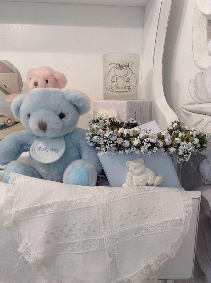Coroncina di fiori... For baby