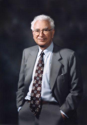 Murray Gell-Mann - Nobel Prize Winner for Physics