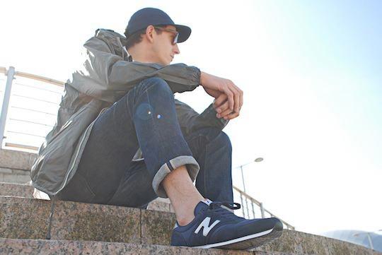Kway x New Balance - http://www.facebook.com/kwayeurope