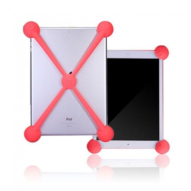 Shockproof Balls (Punainen) iPad Air Suojus - http://lux-case.fi/ipad-air-suojakuoret.html