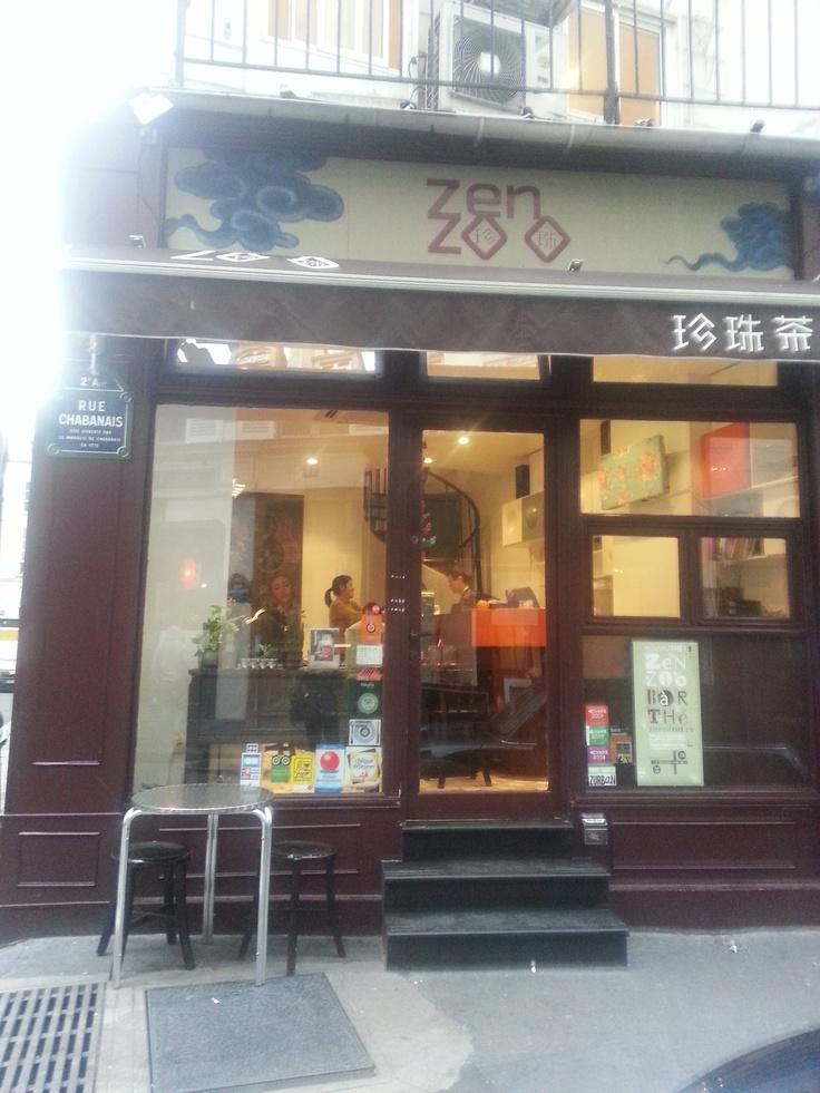 Devanture Zen Zoo
