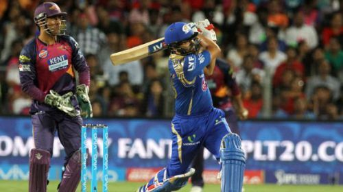 Indian Premier League 2016: Defending Champion Mumbai Indians clinches victory by eight wickets against Rising Pune Supergiants in the Indian Premier League on Sunday night in front of huge crowd. RPS has suffered big blow in the second over by picking Ajinkya Rahane to McClenaghan. Steven Smith and Saurabh Tiwary have shown outstanding performance to add second wicket stand of 84 runs partnership. Saurabh Tiwary smashed 57 runs...