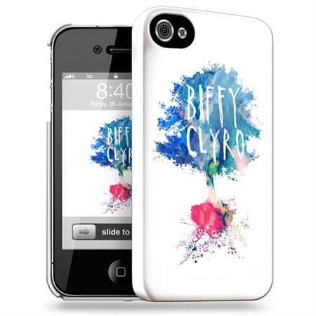 BC iPhone cover