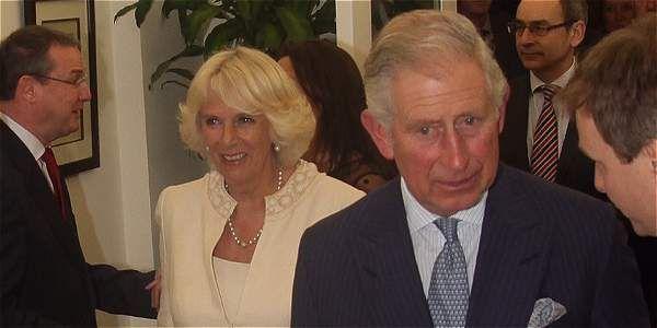 Príncipe Carlos y la duquesa Camila Parker ya están en Bogotá ~ Entre Notas Rosa