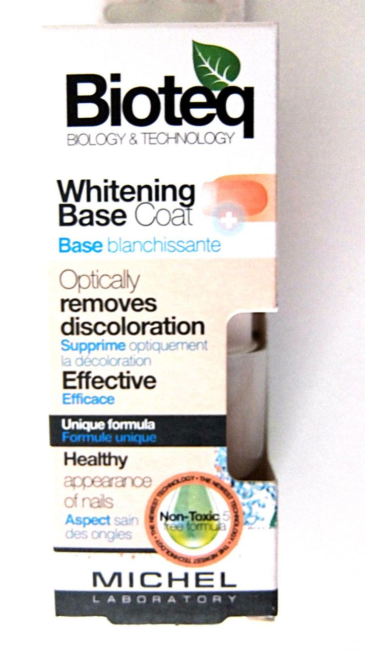 Review- Bioteq Whitening Base Coat - BeautyByBabs
