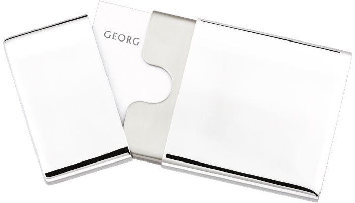 Georg Jensen - Cube holder #inspirationdk #gavertilham #giftsforhim