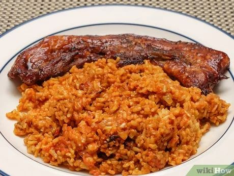 how to make jollof rice ghana style