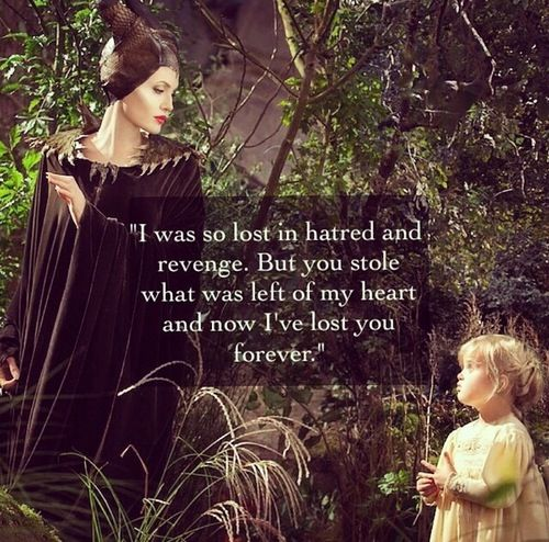 May have shed some tears...beautiful relationship between malificent and aurora!♡ Pinterest : @uniquenaja ♡