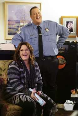 """Mike & Molly"" had the kind of bond that's unbreakable. Through all the family drama, personal issues and work dilemmas, they soared above and always came back stronger than before. Although the show ended in large part because Melissa McCarthy became a major movie star, we will always have a special place in our hearts for Billy Gardell as Mike and Melissa as Molly."