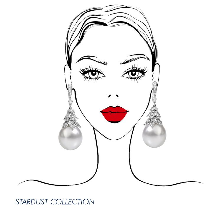This sexy elegant lady is ready for her party tonight with our Stardust collection earrings. She will be the rock star tonight!  #madeinitaly #milan #jewelry #jewels #Southseapearls #gold #contemporarypearl #earrings #beautydesign #craftmanship #luxury #utopia #gorgeous #idea #collection #star #stardust #beauty #amazing #love #fallinlove