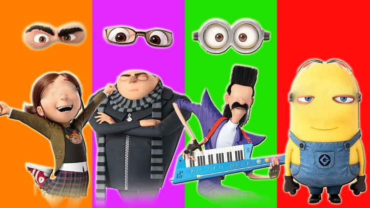Despicable Me 3 Minions Jail Wrong Eyes Funny Gru Margo Scarlet Finger Family Nursery Song Kids Toy Despicable Me 3 Minions Jail Wrong Eyes Funny Gru Margo Scarlet Finger Family Nursery Song Kids Toy https://youtu.be/I4znqa5N5zg Subscribe for more Colorful Video: https://www.youtube.com/channel/UCbSuTlWs4hQSmiQb7i3MmGA?sub_confirmation=1 Learn Colors with Animal an Toilet Poop BEARDED BABY CRYING Finger Family Nursery Rhymes…