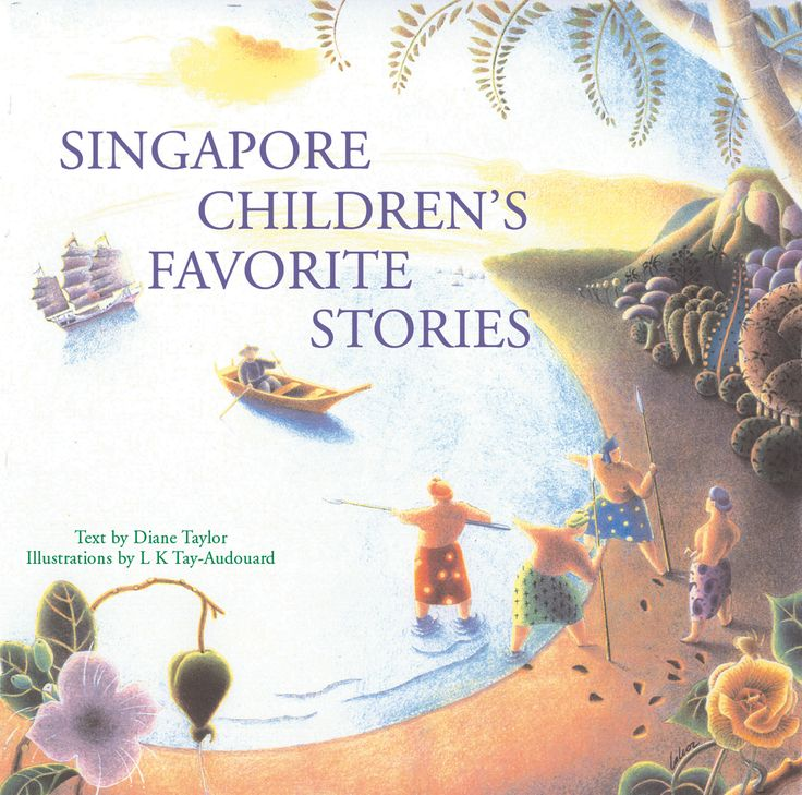 Singapore Children's Favorite Stories is a collection of eleven stories that provide an insight into the traditional culture and history of Singapore. Retold by Diane Taylor for an international audience, the whimsical watercolor illustrations by Lak-Khee Tay-Audouard offer insight into Singapore's multicultural past and present, as well as its colonial roots.