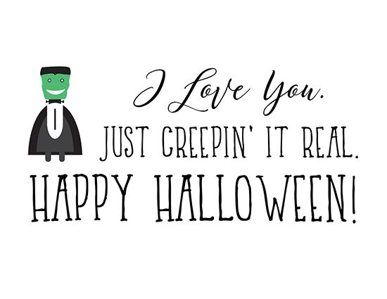 Boo Your Partner With A Witty #halloween Special Confession Of #love Using  This #. Halloween EcardsHalloween TreatsHappy ...
