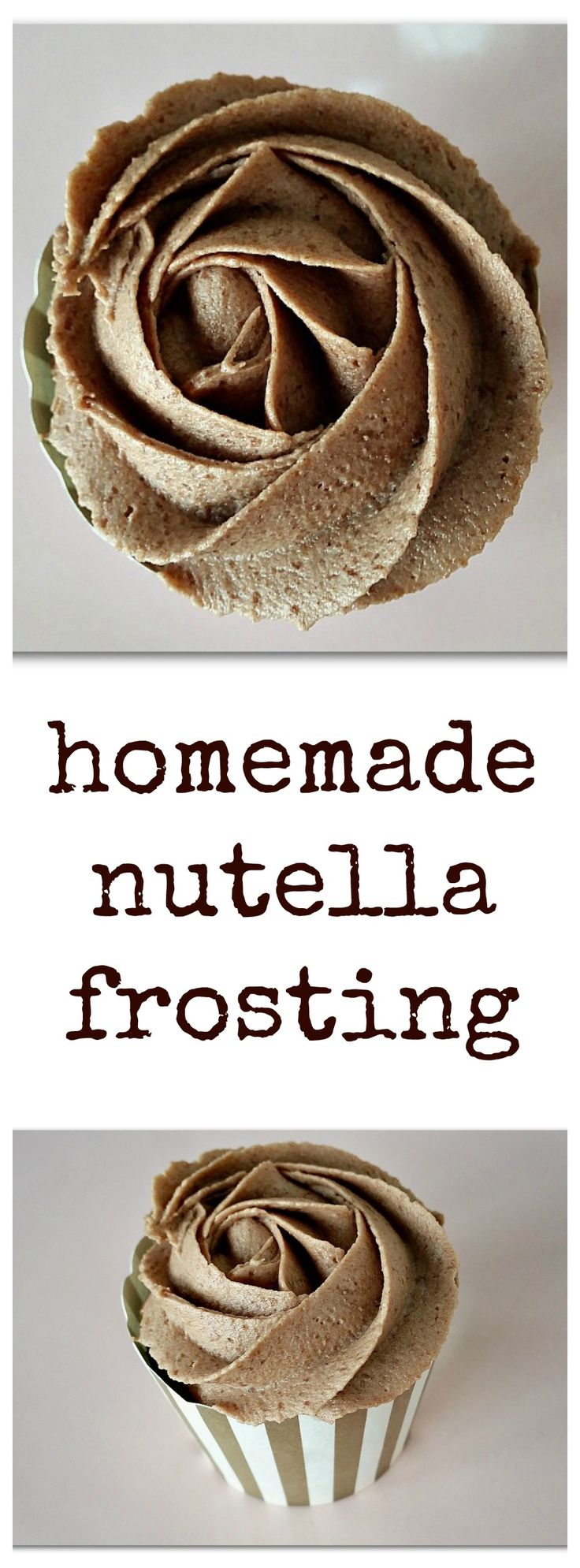 Quick Nutella Icing Recipe 28 Best Frostings Images On Pinterest Desserts Dessert Recipes