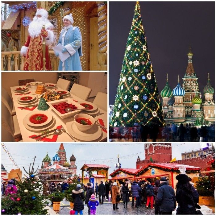 16 best Russian Christmas – Customs And Traditions images on ...