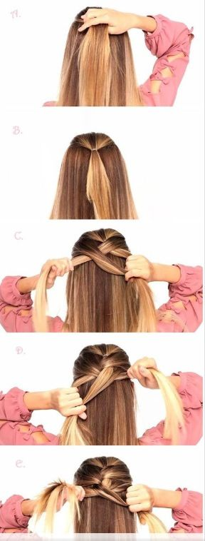 Hairstyles and tutorials for Elizabeth