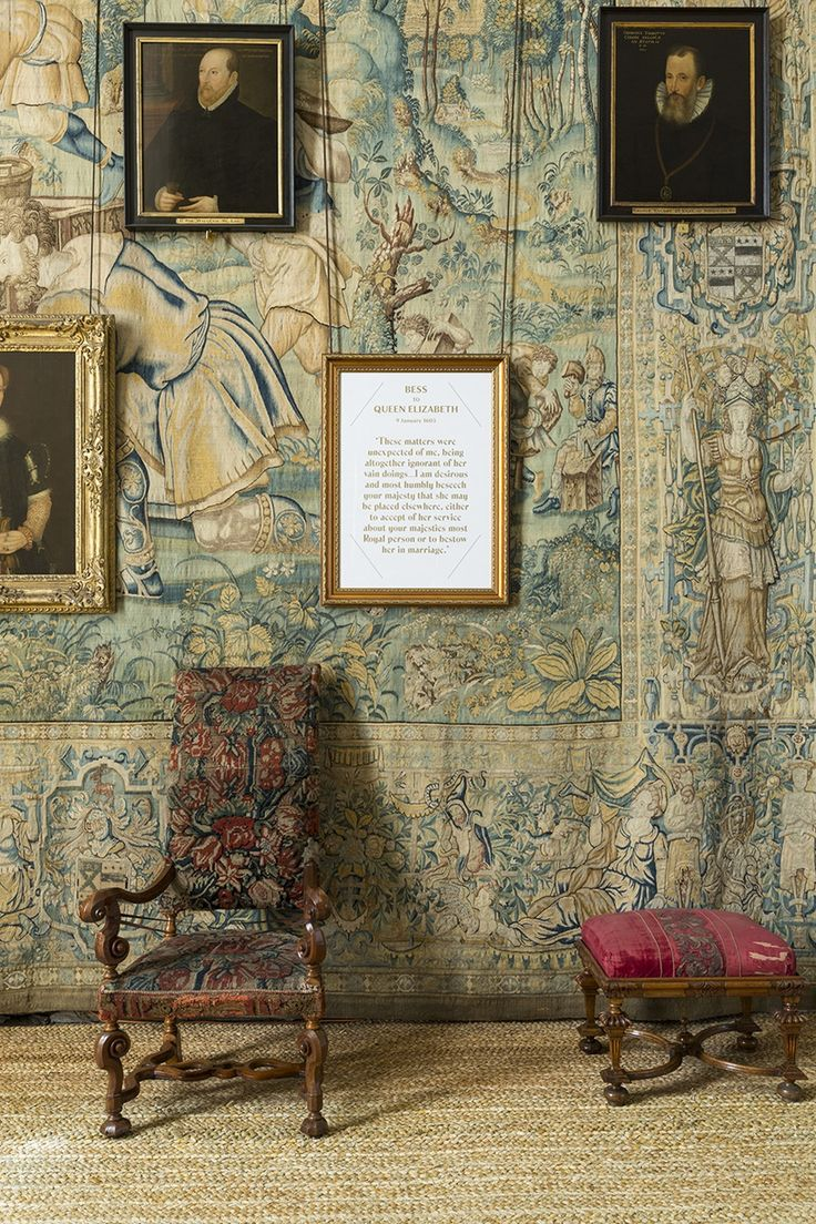 arbella exhibition hardwick hall