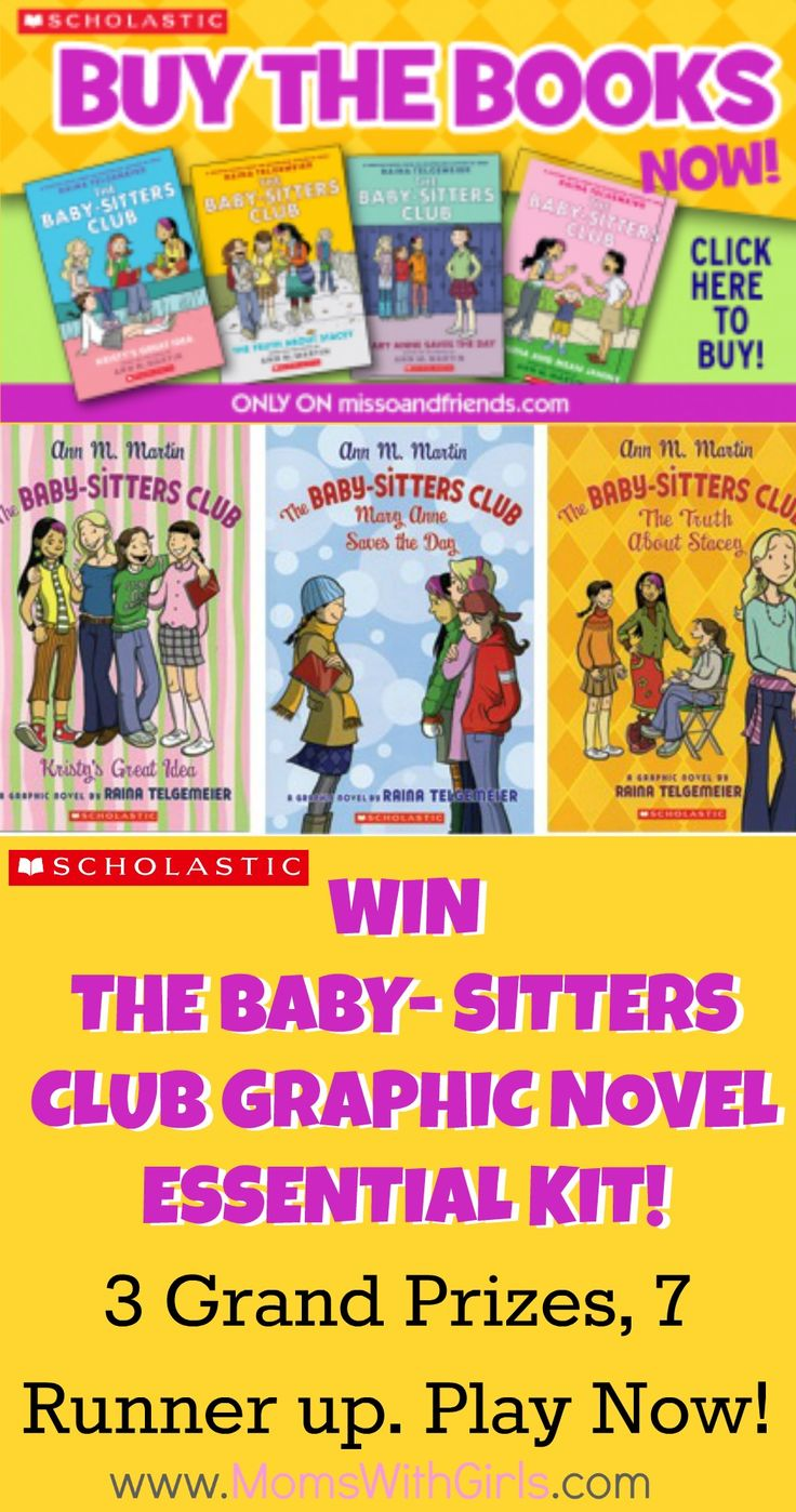 The classic Baby-Sitters Club series maybe have a new look, but the stories are still just as timeless and perfect for girls today
