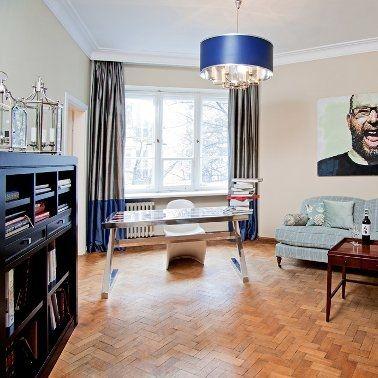interior / wnętrza _ projekt: Home Story_ painting: Agnieszka Sandomierz