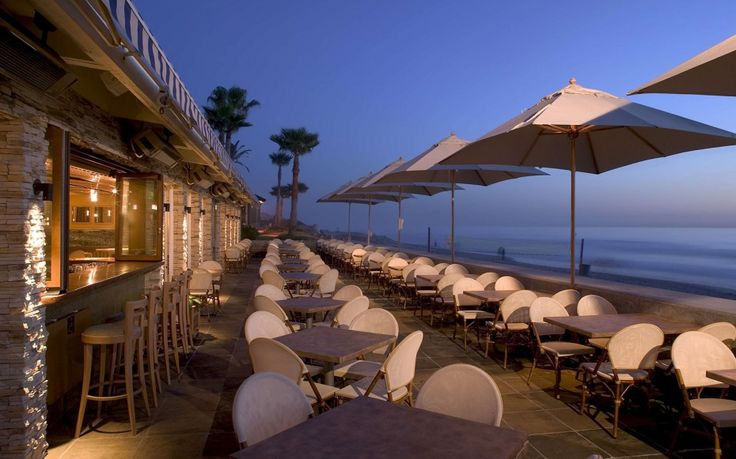 Poseidon in Del Mar, California - Ten of America's Best Outdoor Dining Spots, According to OpenTable | Travel + Leisure