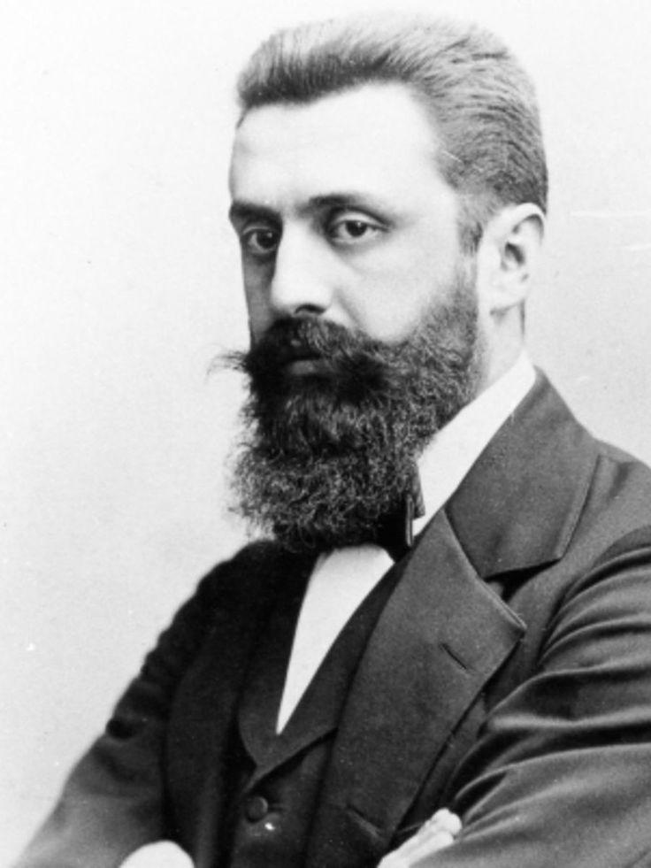 Theodor Herzl - Wikipedia