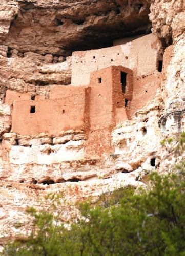 Visiting Montezuma Castle National Monument In Arizona | National Parks Traveler