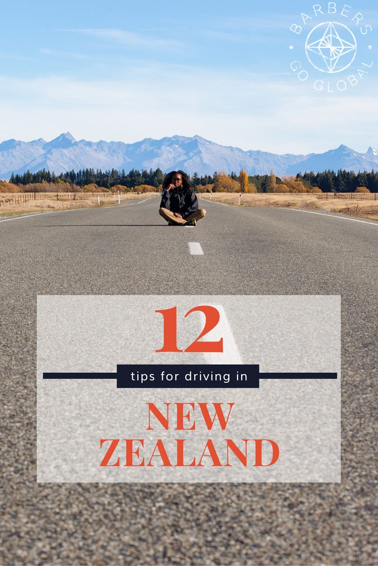12 Tips for Driving in New Zealand + Manual Driving tips!