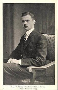 Prince Felix of Bourbon Parma