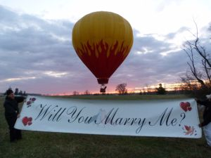 Will you marry me banner! #married #banner www ...