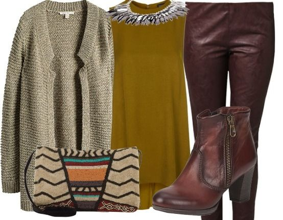 De stad in - Casual Outfits - stylefruits.nl