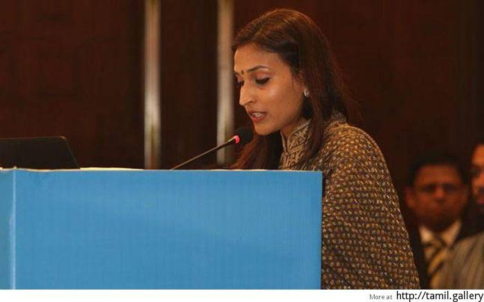 Aishwarya Dhanush appointed as U.N. Goodwill Ambassador for women - http://tamilwire.net/57134-aishwarya-dhanush-appointed-u-n-goodwill-ambassador-women.html