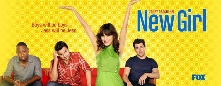 okay, in part I can't help adoring zooey deschanel, but this show has sweet character dynamics and wonderful quirkiness.