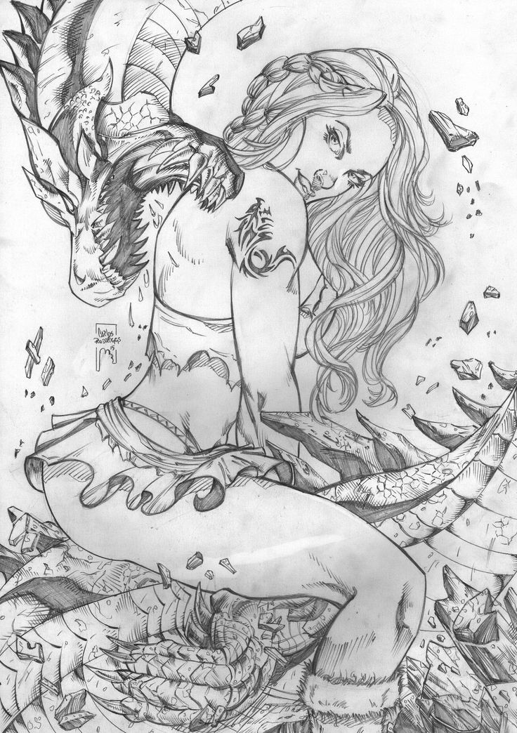 Daenerys Targaryen Mother Of Dragonspersonagem De Game Thrones