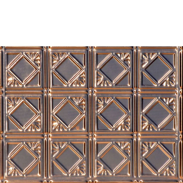 Decorative Ceiling Tiles provides a wide selection of ceiling tiles that give your residential or commercial space character. We ship worldwide!