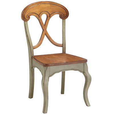 Four dining chairs in Sage to complete the dining seating (as the Antique Ivory ones are sold out) for the meal @DinnerbyDesign